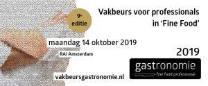 Vakbeurs Gastronomie @ Rai Amsterdam